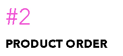 skin care product order