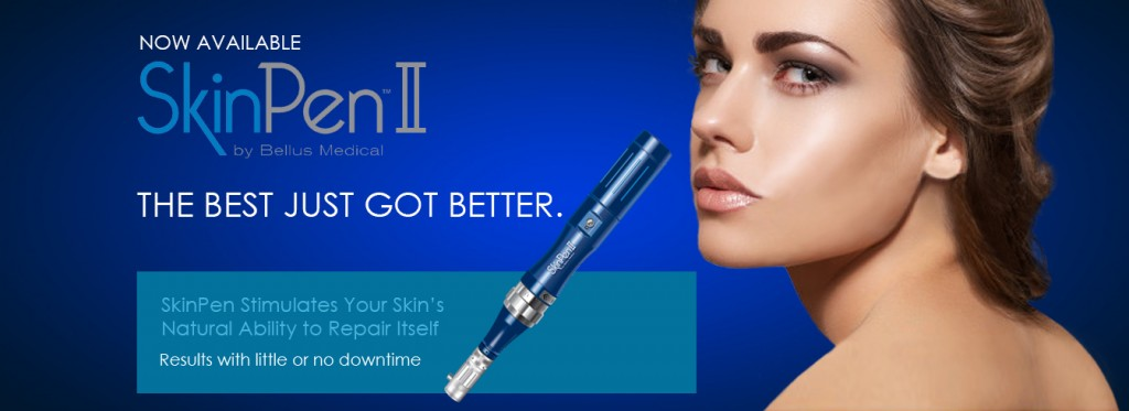 Skinpen Microneedling Collagen Induction Therapy